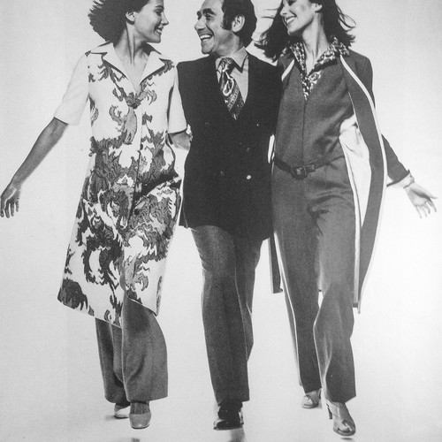 Remembering Chester Weinberg The First Fashion Designer To Die Of Aids The Atlantic