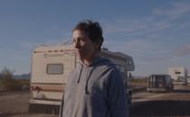 Frances McDormand in the film 'Nomadland'