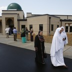 The Islamic Center of Murfreesboro, Tennessee.