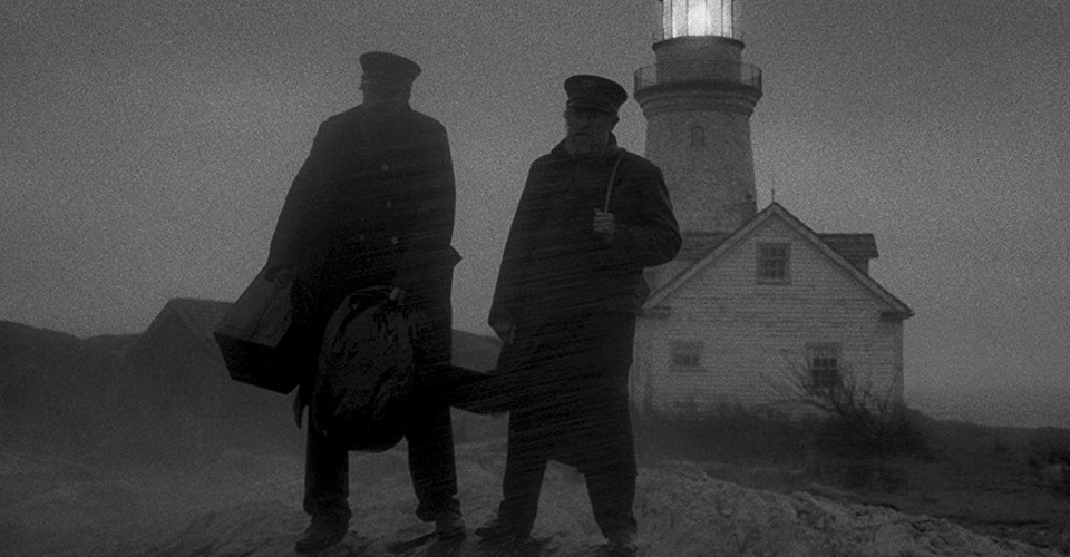 The Lighthouse' Review: A Strange Kind of Horror Film - The Atlantic