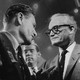 Rockefeller and Goldwater at the 1964 convention