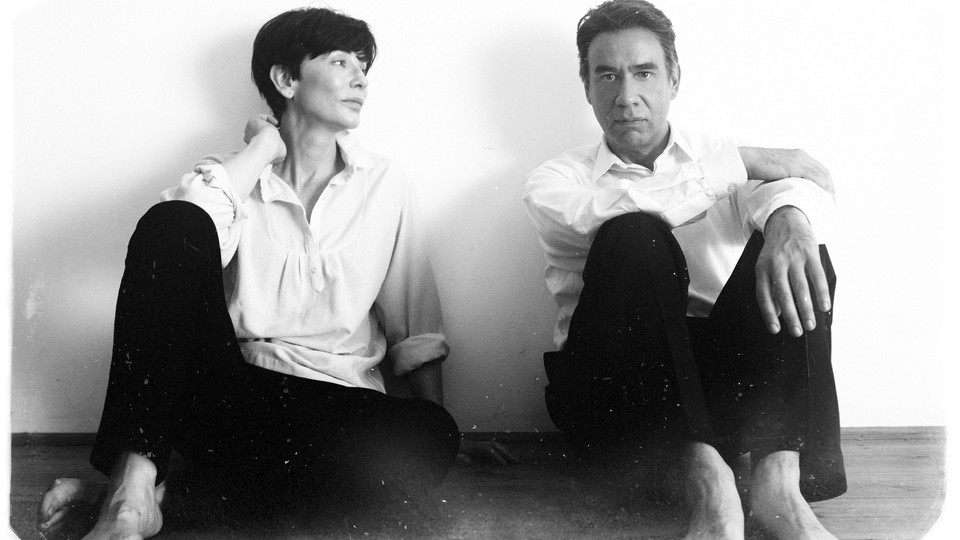 Cate Blanchett and Fred Armisen in 'Documentary Now!'