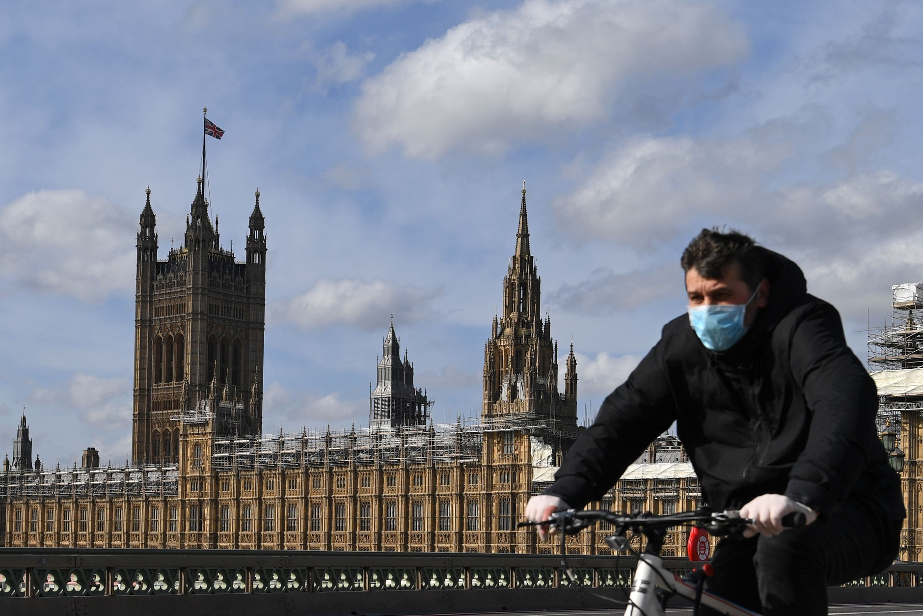 In a Global Health Emergency, the Bicycle Shines