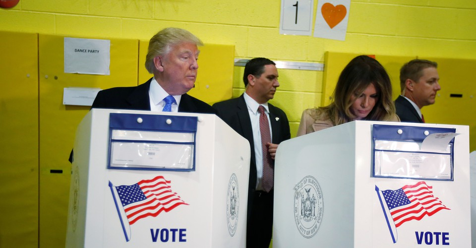 Why Trump's False 'Voter Fraud' Claims Will Do Lasting Damage - The Atlantic
