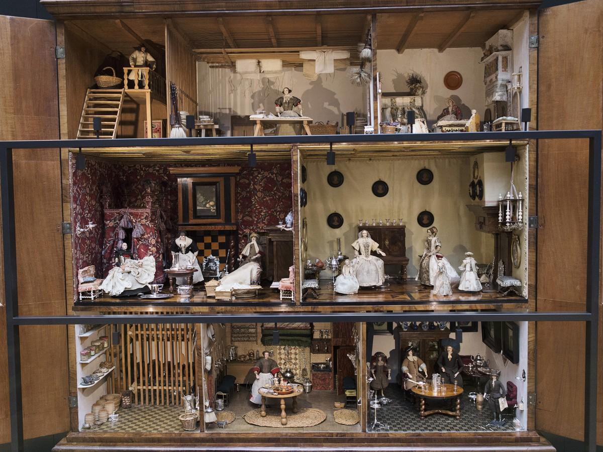 The History Of Dollhouses The Atlantic