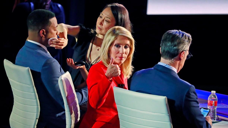 CNN Democratic Presidential Debate: News or Sports? - The ...