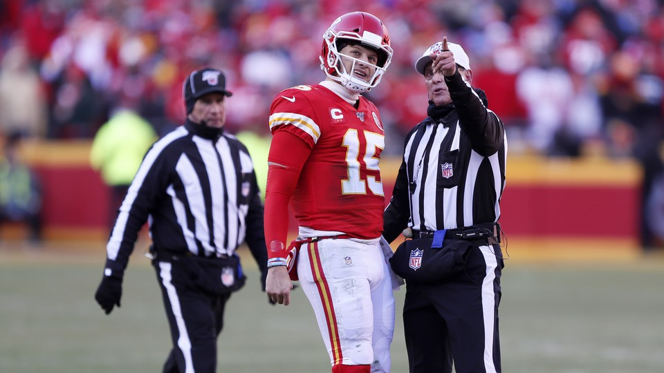 NFL referees