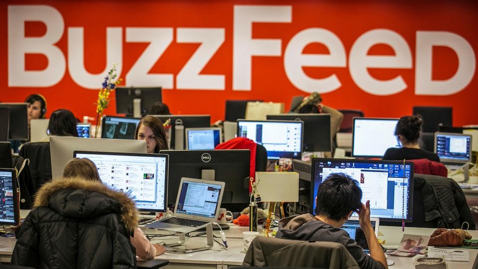 BuzzFeed headquarters
