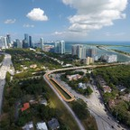 Miami's Plan Z bike path