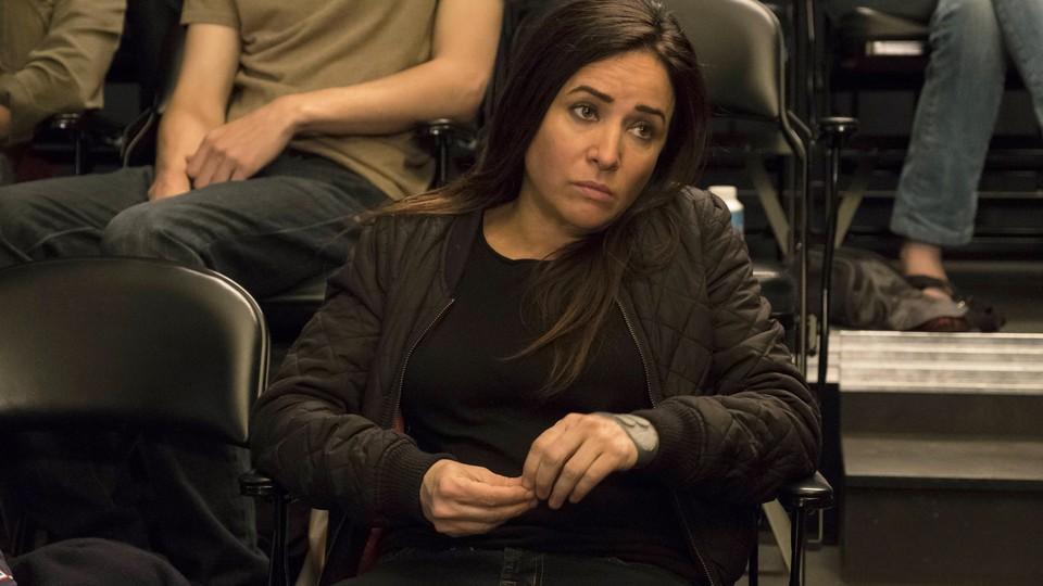 Sam (Pamela Adlon) in 'Eulogy,' a second-season episode of 'Better Things' on FX