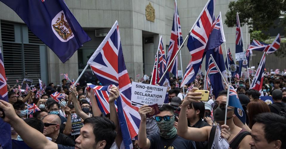 www.theatlantic.com: Hong Kongers, Don't Idolize the U.K.