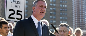 a photo of Bill de Blasio