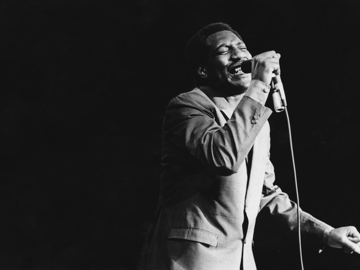 Hearing Otis Redding's 'Try a Little Tenderness' as a Song of ...