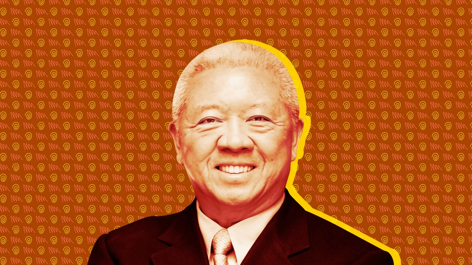 An illustration of Andrew Cherng