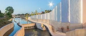 A photo of San Antonio's Latino High Line
