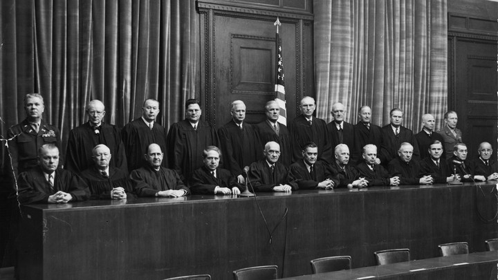 The Nazis and Their Crimes Against Humanity Nuremberg Trials