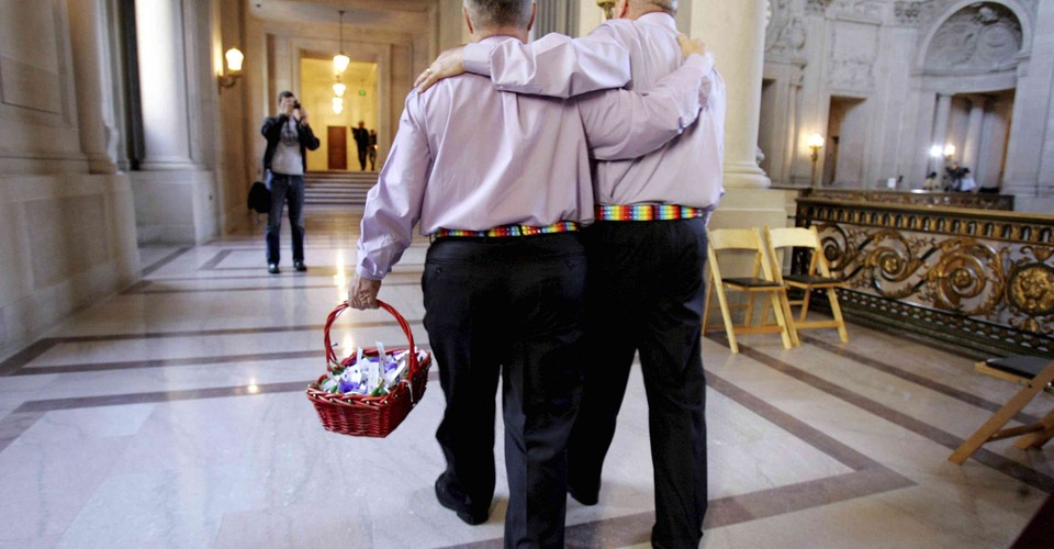 Gay marriage is opening a divide in the republican party