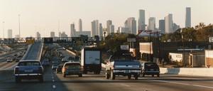 photo: Houston highways in 1987