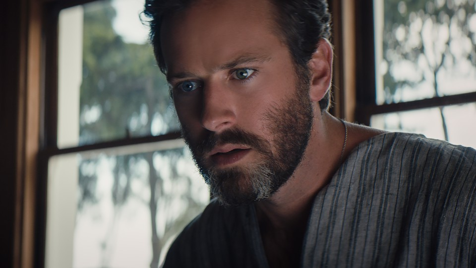 Armie Hammer plays Steve Lift in 'Sorry To Bother You'