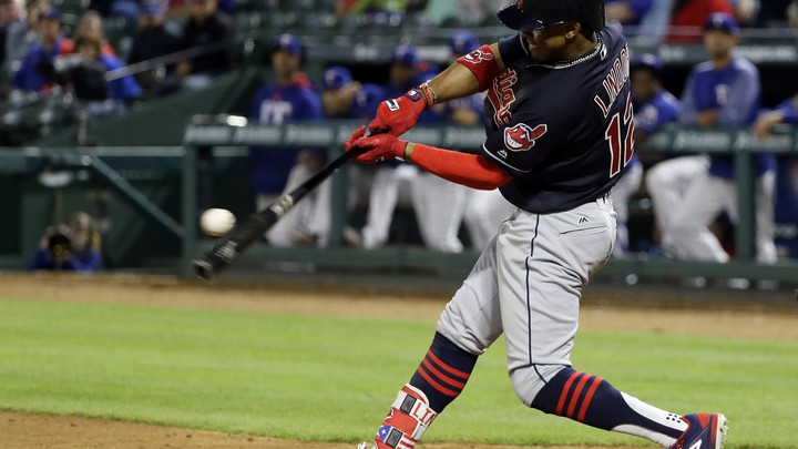 Why The Cleveland Indians Francisco Lindor Is Baseball S Future The Atlantic