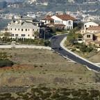 a photo of a California subdivision