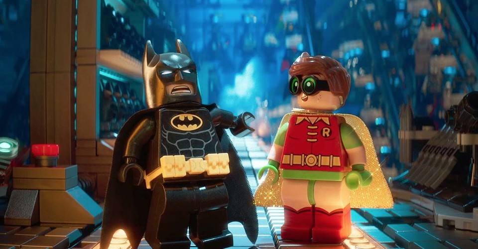 Review The Lego Batman Movie Is The Funniest Superhero Movie In Years The Atlantic
