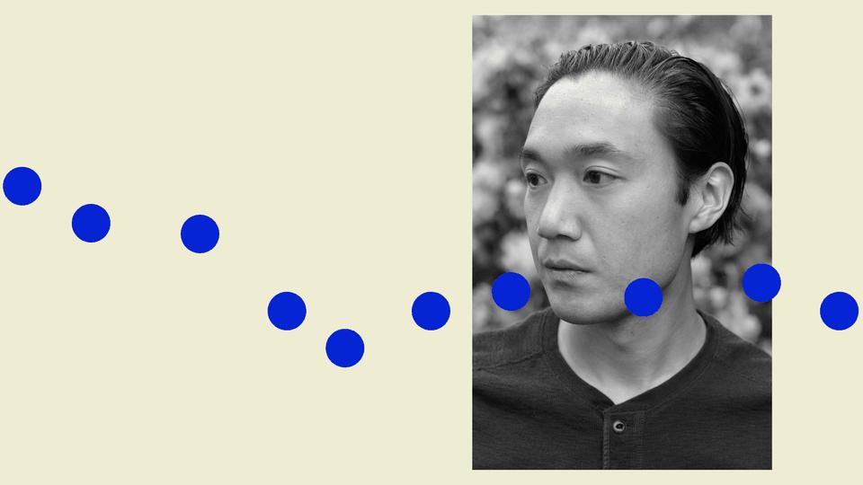 A portrait of Paul Yoon