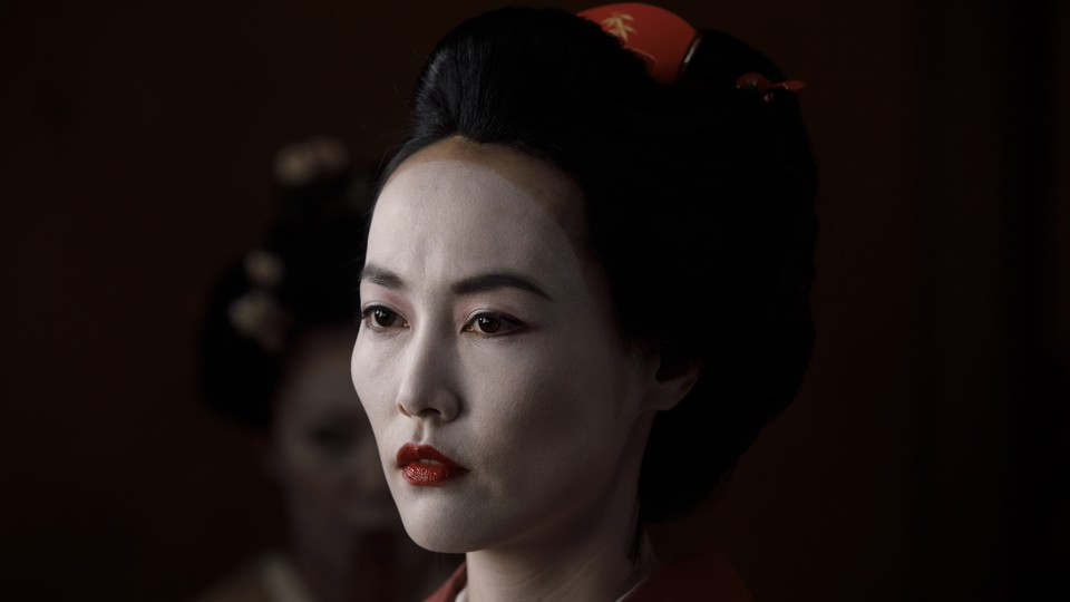 Rinko Kikuchi stars as Akane in the fifth episode of Season 2 of 'Westworld,' 'Akane No Mai'