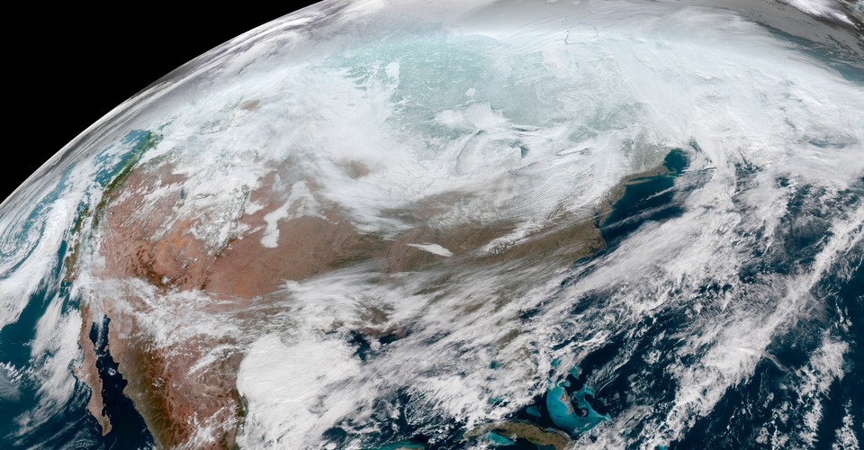 As the sun rose on Wednesday, 26 million Americans peered out their windows onto a land chilled to 20 degrees Fahrenheit below zero. And that's when