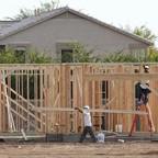 Home construction in Phoenix