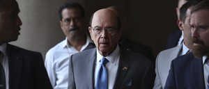a photo of Commerce Secretary Wilbur Ross