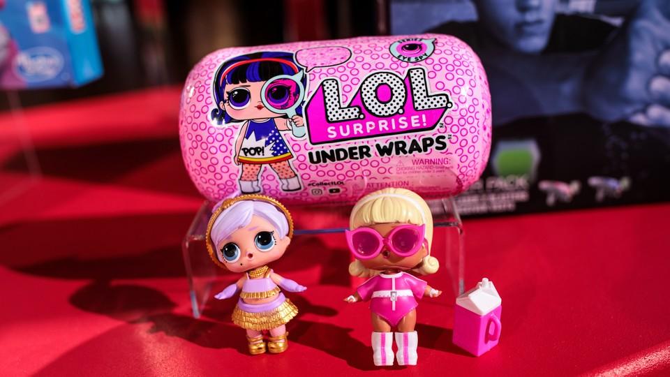 L.O.L. Surprise! dolls