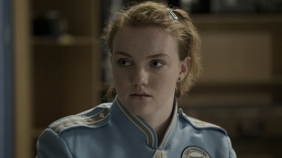 Shannon Purser plays the titular character of the Netflix film 'Sierra Burgess Is a Loser.'