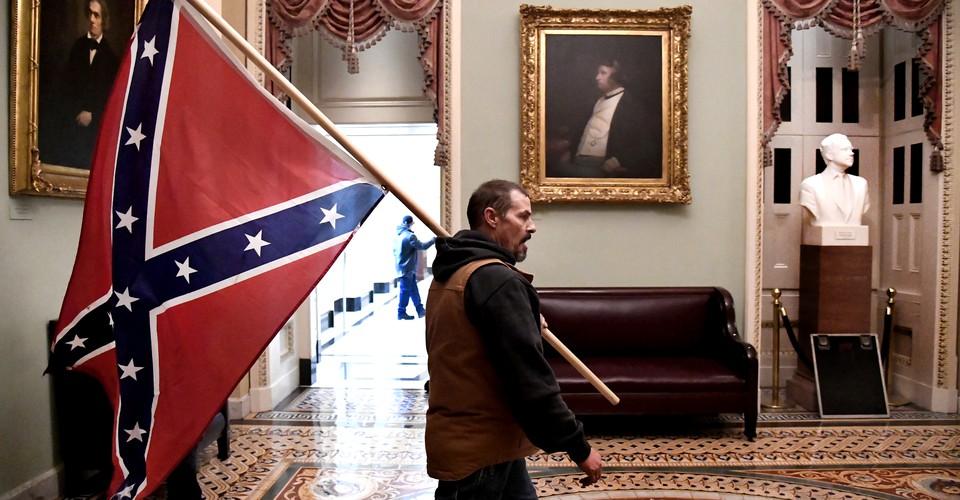 Confederates in the Capitol - The Atlantic