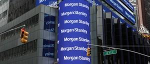 Morgan Stanley headquarters in New York City