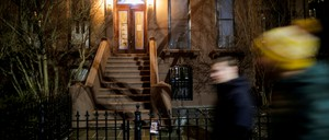A brownstone in Brooklyn, where Airbnb growth has been particularly strong in recent years.