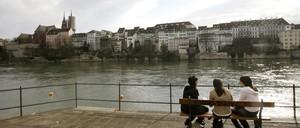 Zurich is pictured.