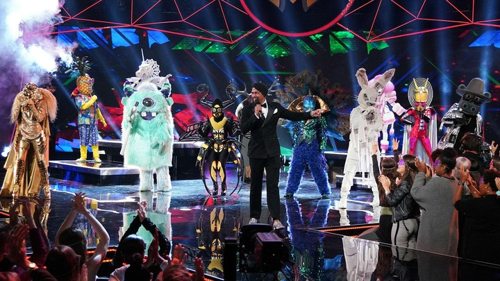 The Masked Singer Finale What The Show Really Reveals The Atlantic
