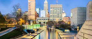 Indianapolis, Indiana, was one of Amazon's 20 finalist cities for HQ2.