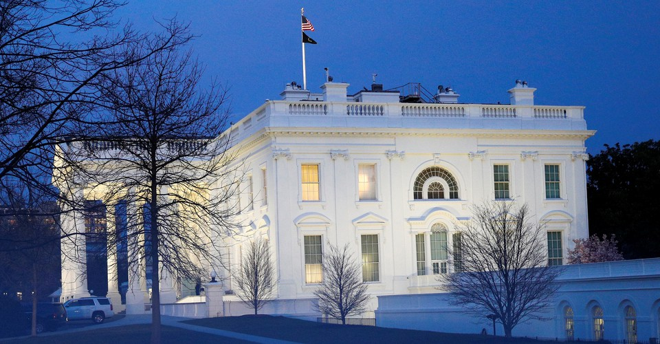 How Trump Designed His White House to Fail