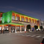 A rendering of the Detroit People's Food Co-op
