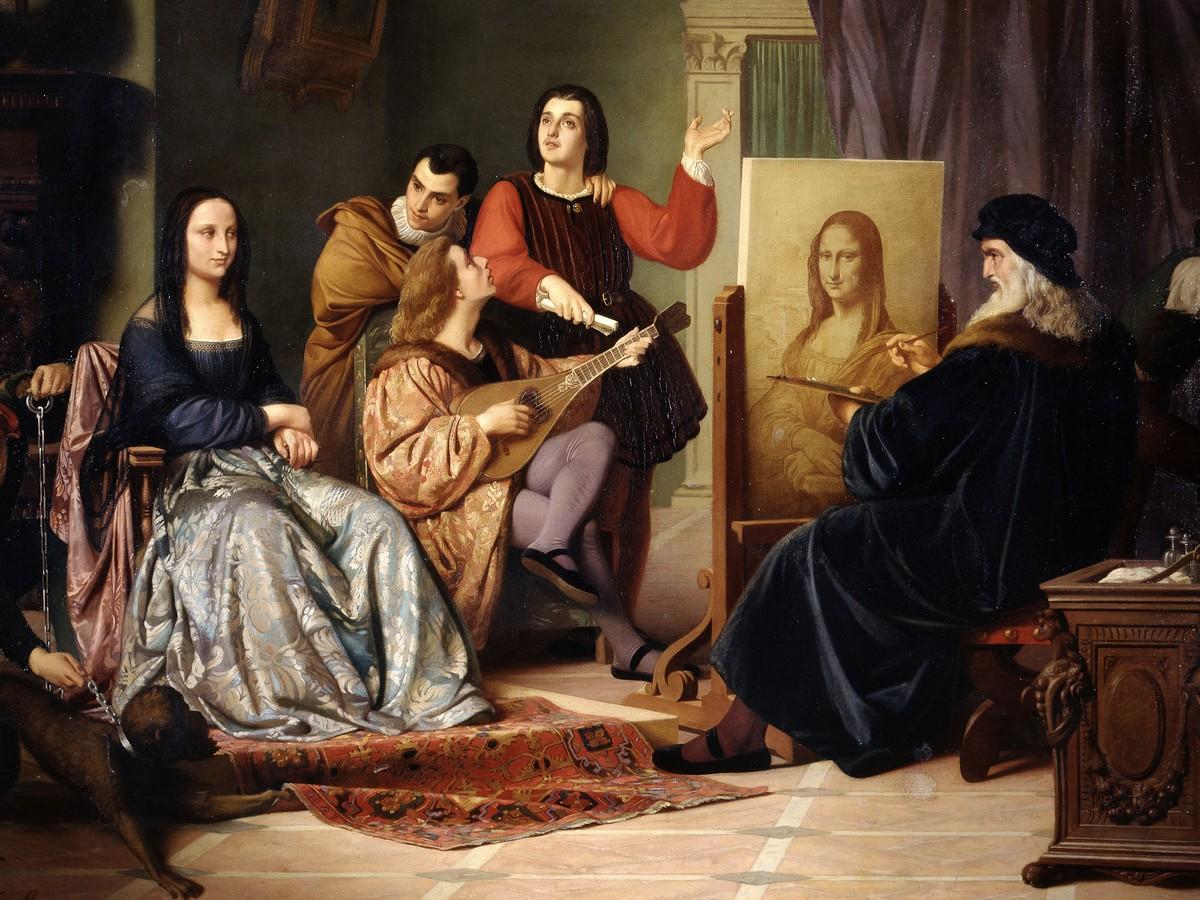 Leonardo Da Vinci 500 Years Later Theories Still Abound The Atlantic