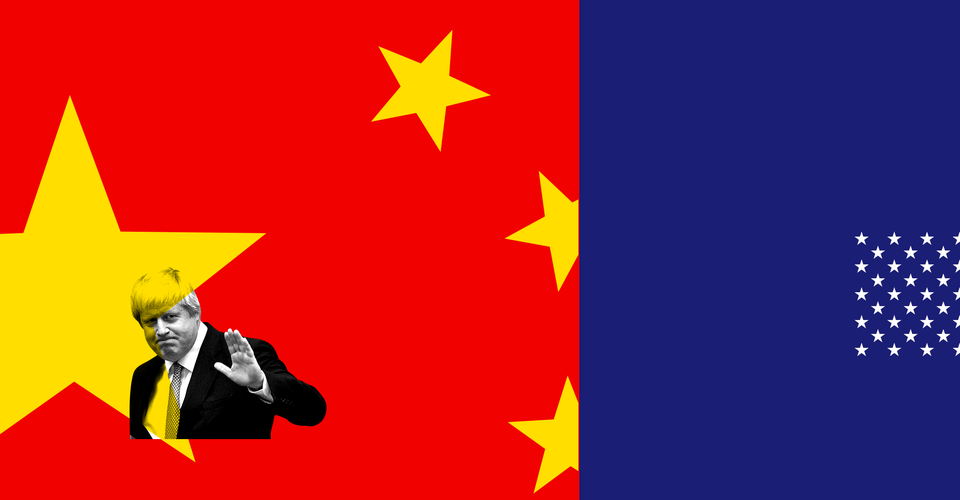 The U S Is Losing Its Argument With Allies On China The Atlantic