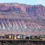 New homes under construction in St. George, Utah, in 2013
