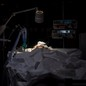 Doctors treat COVID-19 patients in an intensive care unit at the third Covid 3 Hospital (Istituto clinico CasalPalocco) during the Coronavirus emergency on March 26, 2020, in Rome, Italy
