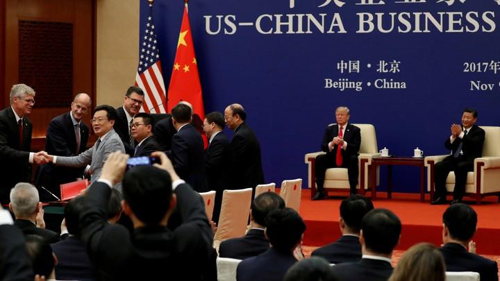 MICHAEL RAMIREZ CARTOON: US-China trade war escalates