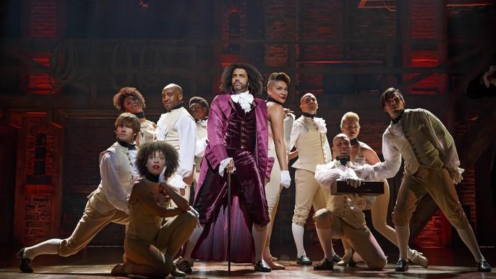 In Lin Manuel Miranda S Broadway Smash Hamilton Thomas