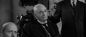Lionel Barrymore as Mr. Potter in Frank Capra's 'It's a Wonderful Life' (1946)