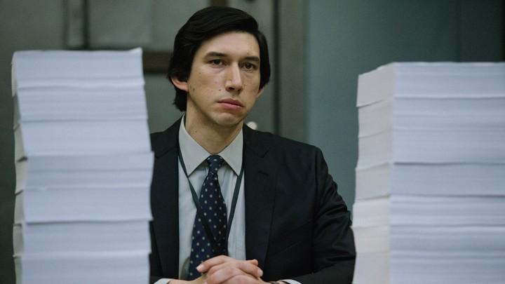 Adam Driver as Daniel J. Jones in 'The Report'
