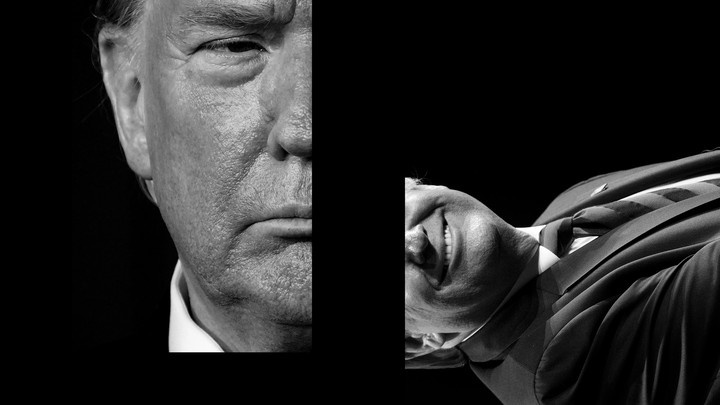 trump close ups